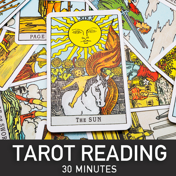 30 Minute Tarot Reading