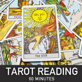 60 Minute Tarot Reading