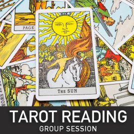 Group tarot readings